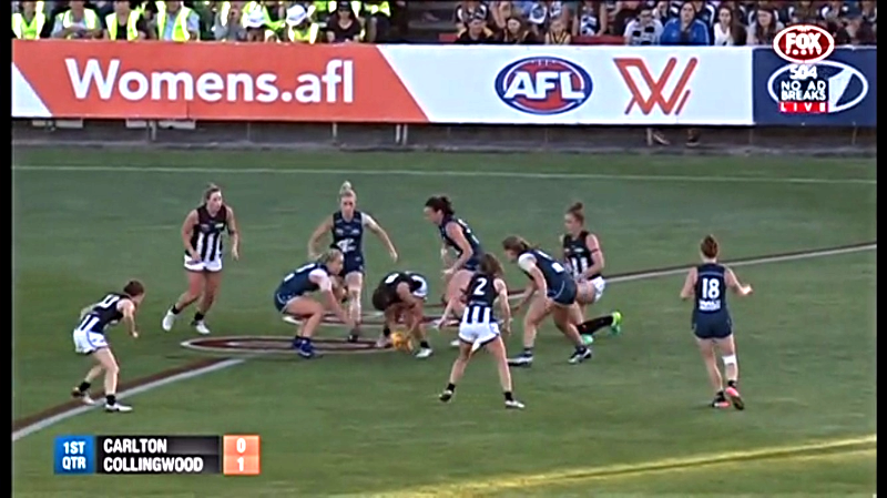 afl women's league dot brand TLD