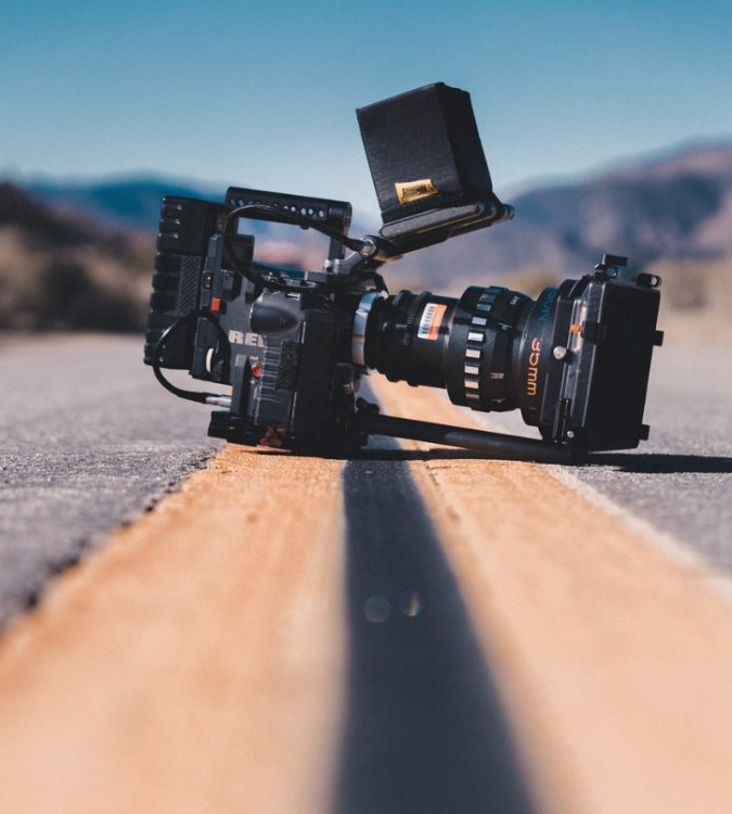 camera video storytelling branding marketing