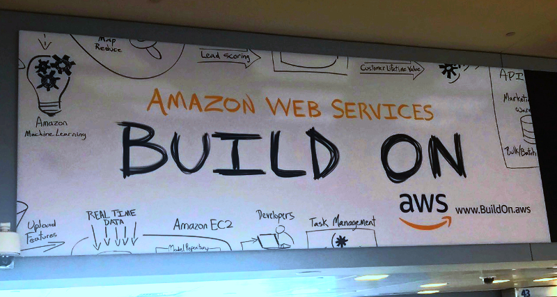 build on amazon web services aws dotbrand