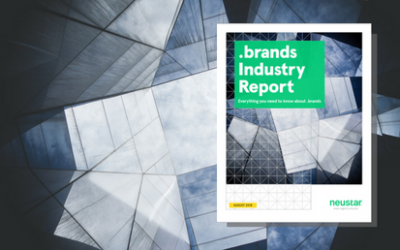 .brands Industry Report: Everything you need to know about .brands [August 2018]