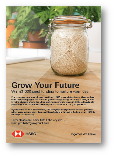 HSBC grow your future dotbrand TLD strategy