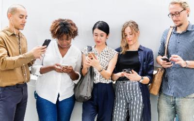 HSBC increases social clicks with .hsbc links