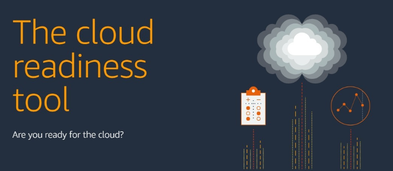 AWS Ready for Cloud dotbrand website