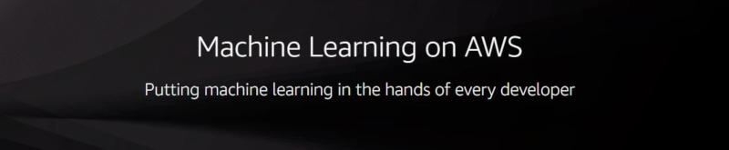 AWS amazon web services AI machine learning dotbrand website